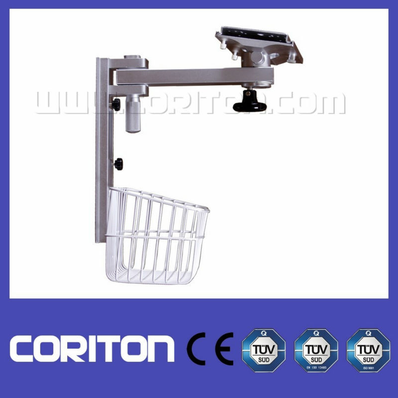 Medical patient monitor bracket rotate wall mounting