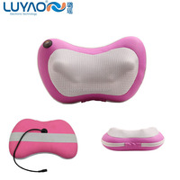 Neck shoulder finger press vibration massager with heat LY-735