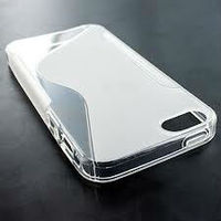 Hot Selling Transparent For Iphone 5 Soft S Line TPU Case for Iphone 5