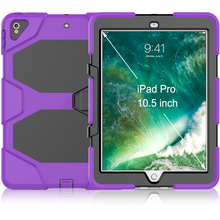 Free Sample Dura Armor Shockproof Case For iPad Pro10.5 Silicone Case