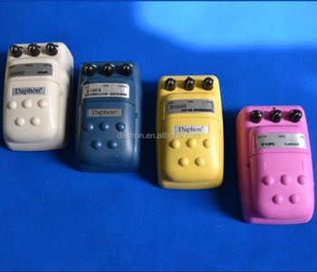 Classic Daphon high quality colorful E10 series guitar effect pedal