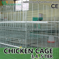 ngome kuku/Poultry Farm Equipment Used ChickenCages for Sale/Layer Chicken Cage