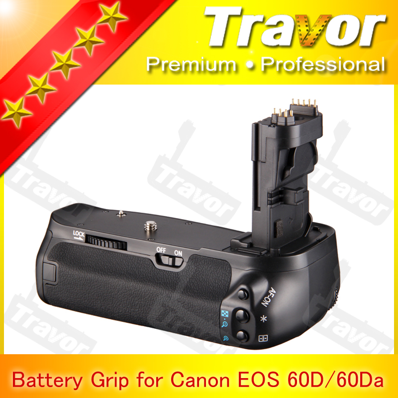 Battery Vertical Grip replace BG-E9 for Canon EOS 60D/60Da Multi Power Battery Pack battery grip