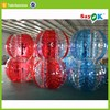 outdoor sports inflatable bumper ball soccer football bubble game
