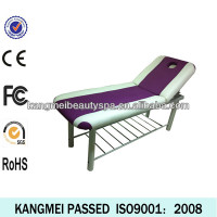 2014 pu leather ayurveda facial table for sale durable ayurveda massage table for sale (KM-8205)