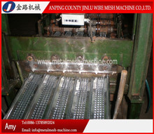 rib lath mesh making machine