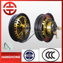 Rear wheel powerful 1200w hub motor for electric bike and motorcycle