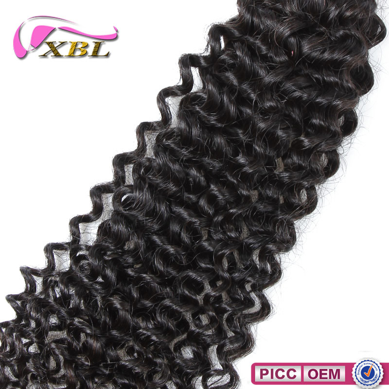 Wholesale Stock Human Hair Extension Human Hair High Quality 100% Philippines Curly Hair