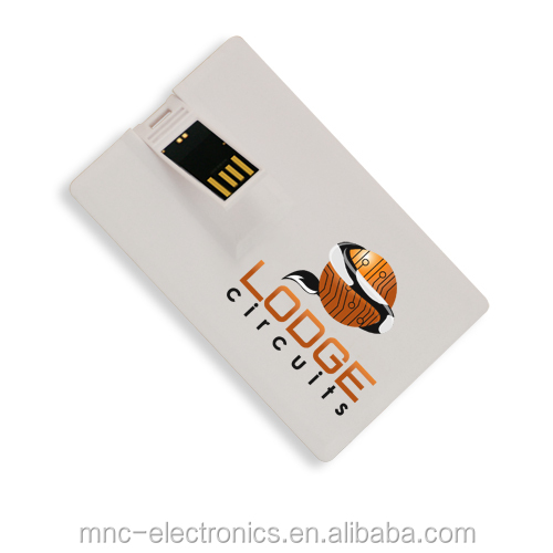USB 2.0 Interface Type factory outlet best wholesale price business credit card low price 1gb blank usb key flash drive