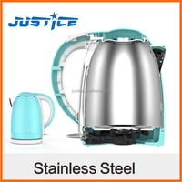 1700ml mini stainless steel kettle cordless kettle electric