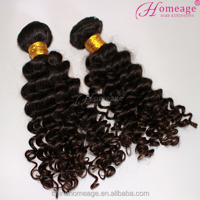 Alibaba China vendors 14 16 28 30 inch Brazilian curly human hair weave extension