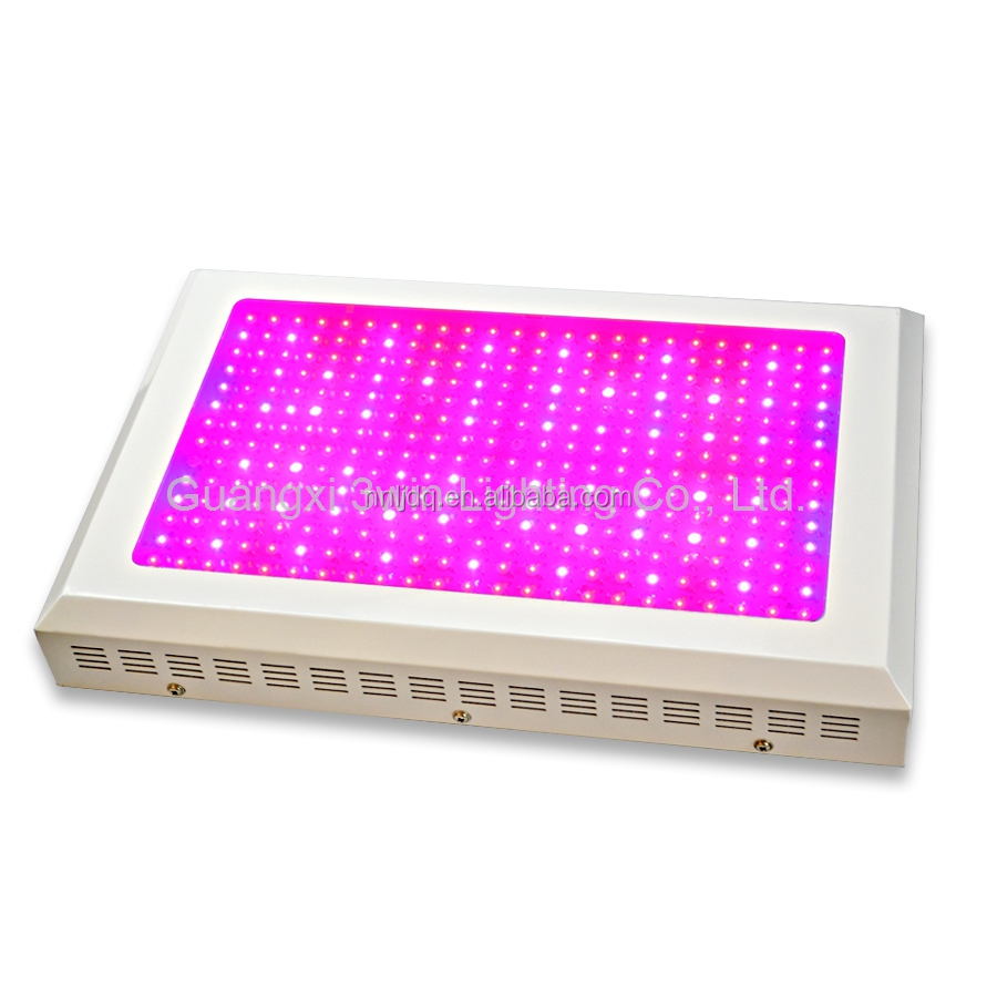 customize full spectrum 380nm~830mm white led grow light 1000W for pompom flowers Malaysia Germany European US