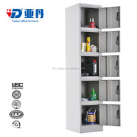 simple moden design office furniture steel locker / steel cupboard