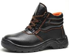 Wholesale Cheap Price ESD Safety Shoes with Steel Toe Cap and Steel Plate