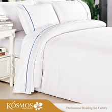 Home Textile bed sheet white lace luxury bedding set king size of home