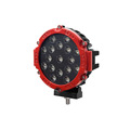Heavy duty flood light 51W Ip67 led off road light