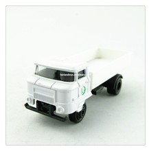 YL8720 OEM mini alloy die cast toy truck,1:87 model truck toy,diecast container model