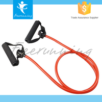 Fitness Exercise Natural Latex Tube Rubber Resistance Bands