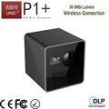 2017 Newest smartphone projector P1+ with wireless connection outdoor projector dlp projector multimedia projector