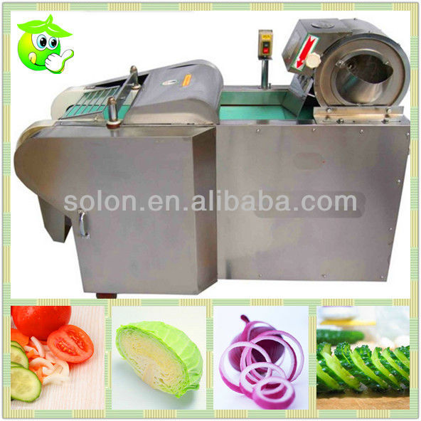 full-automation vegetable cutting machine/ turnip cuttting machine,/potato cutting machine