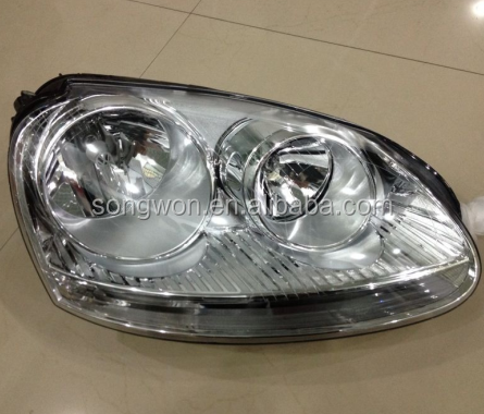 for vw golf V head lamp