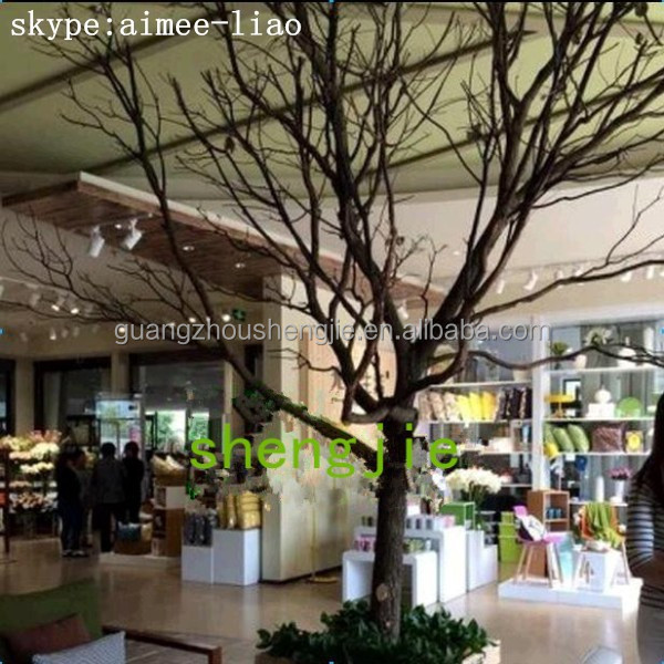 Q123110 artificial tree no leaves dry tree for decoration China wholesale dry tree decoration