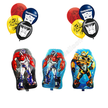 Inflatable helium party balloons foil latex optimus hornet balloon large bumble bee balloons