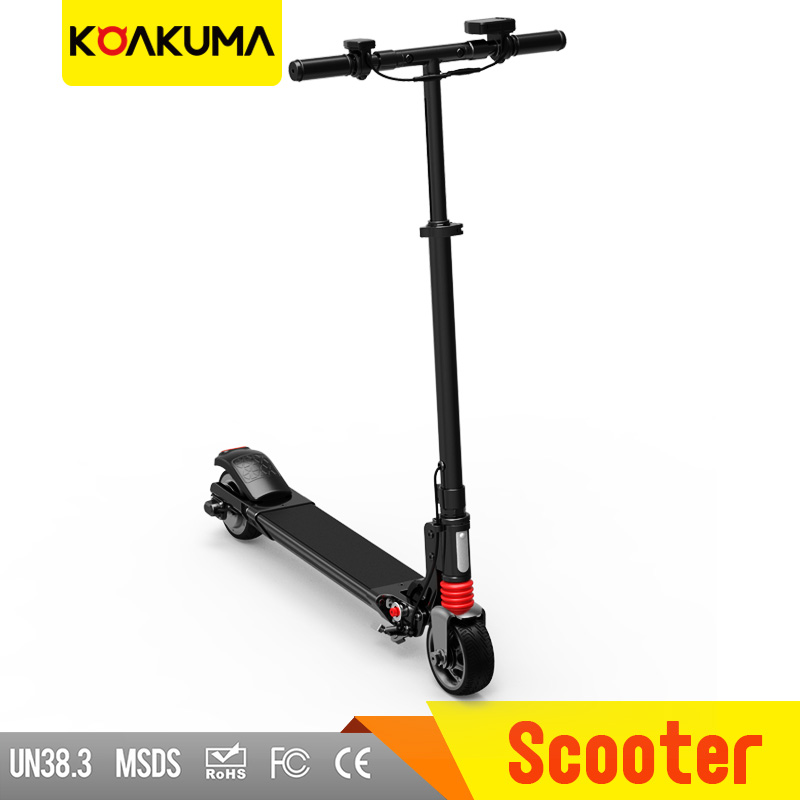 High Speed Adult Electric Scooter Ultra-Lightweight metal scooter