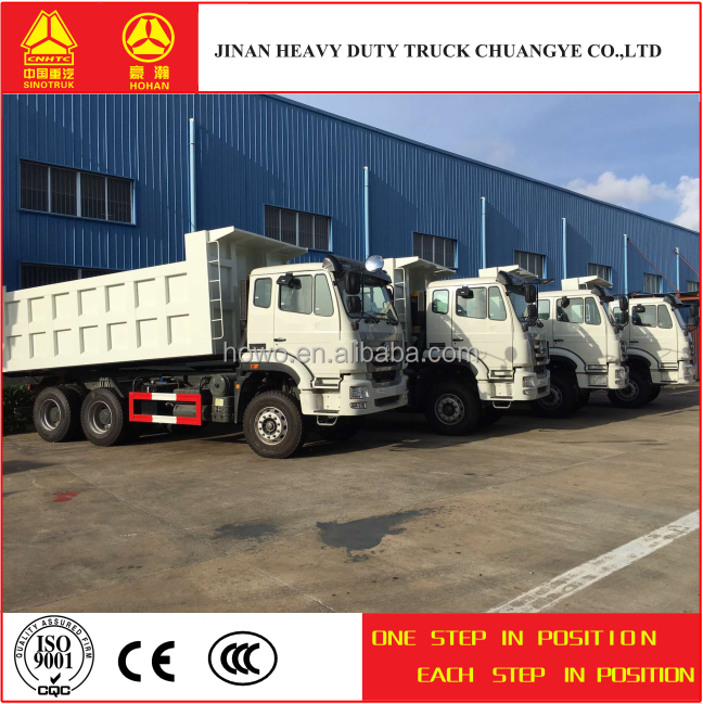Tipper/dump truck manual transmission type china supplier