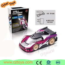 Hot cheap and funny RC climb wall car with sounds