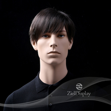 Male Wigs for Male Mannequin Head