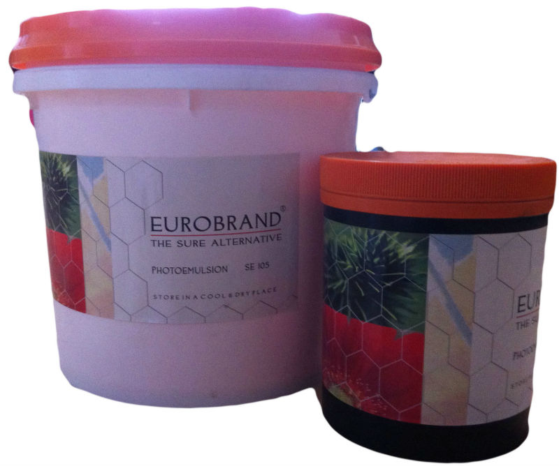 photo emulsion for screen printing