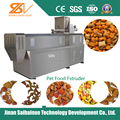 Stainless steel continuous automatic dog food plant