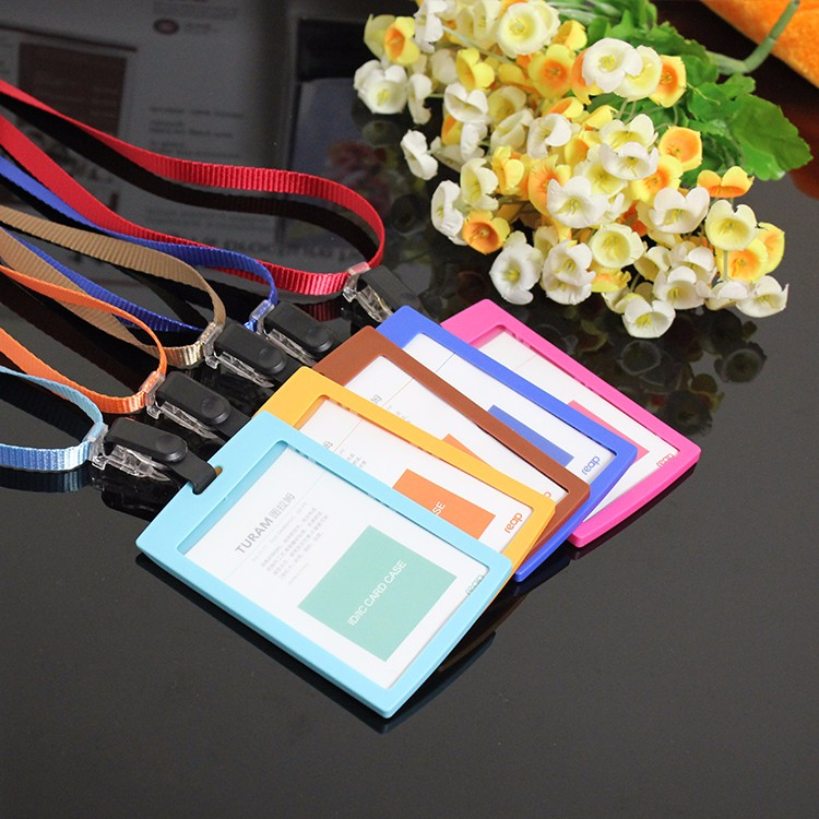 Heavy-Duty PP Card Holder For Office Free Shipping