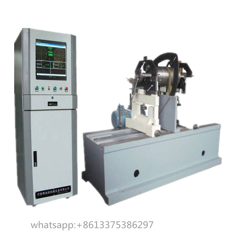 YYQ-160 impeller Dynamic armature balancing service machine