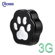 New arrival 3g pet tracker gps with auto alarm and accuracy tracking location