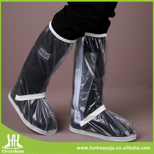 Yuyisi brand Fashion Portable PVC Waterproof rain boots cover
