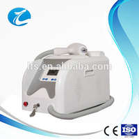 The newest advanced depilacion laser vertical long pulse nd yag laser with big spot size for tattoo removal nd yag laser