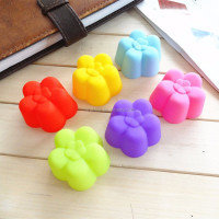5cm small Plum flower silicone baking mould