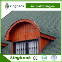 high quality stone coated shingle asphalt SGB fish scale asphalt roofing