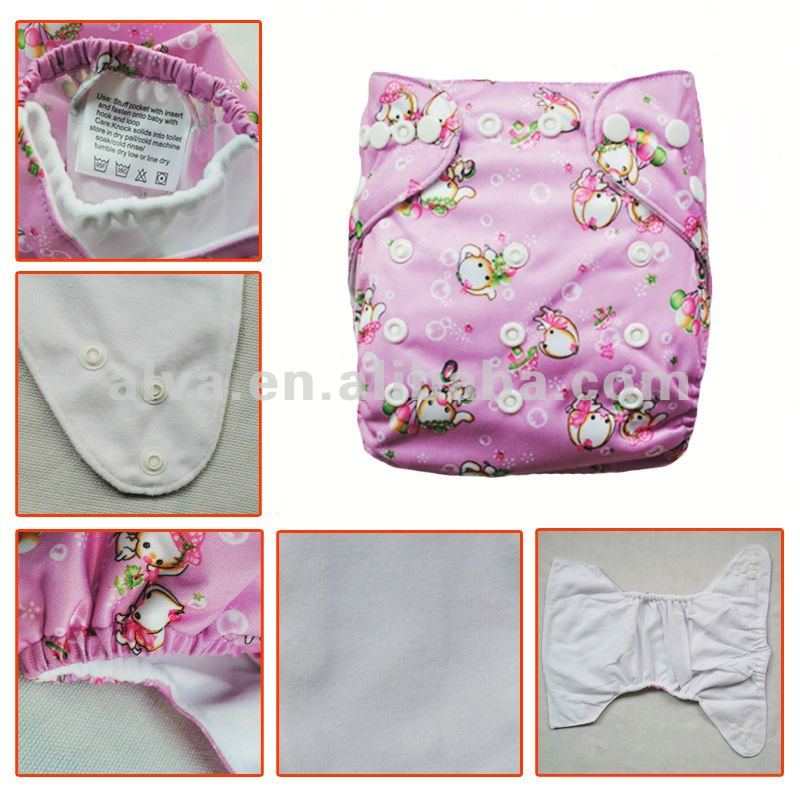 One Size Pocket Reusable Cloth Diapers Online Wholesale For baby 200 More Designs
