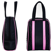 Pink Fashion custom golf shoes bags with side handle