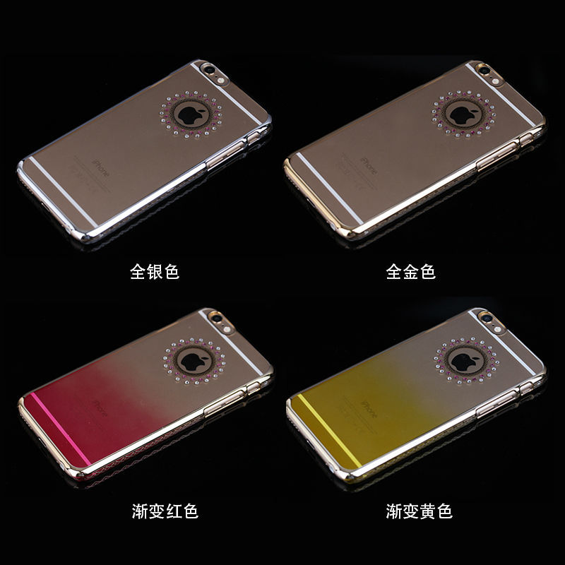 Luxury diamond hard case for iPhone 6,for apple iphone 6 32gb