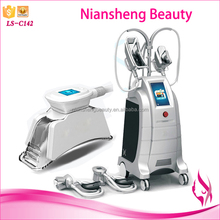 2017 4 handles Coolsculption Cryolipolysis body contouring Fat Freezing slimming Machine
