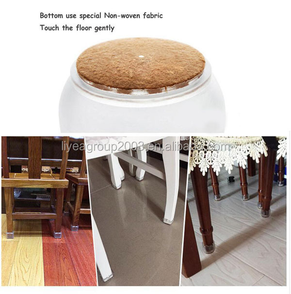 Furniture Legs Hardwood Floors how to protect wood floors-rubber chair stoppers rubber footers