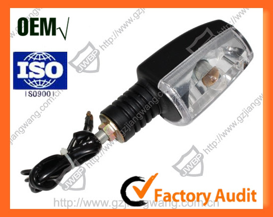 Motorcycle Parts Supplier AX100 LED Turn Signal Light High Quality