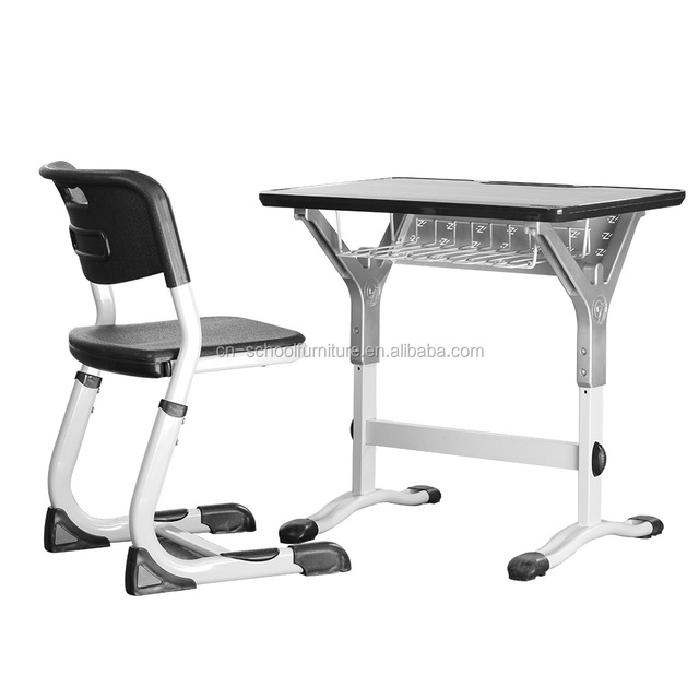 School Furniture Price Suppliers Single School Desk and Chair in UK