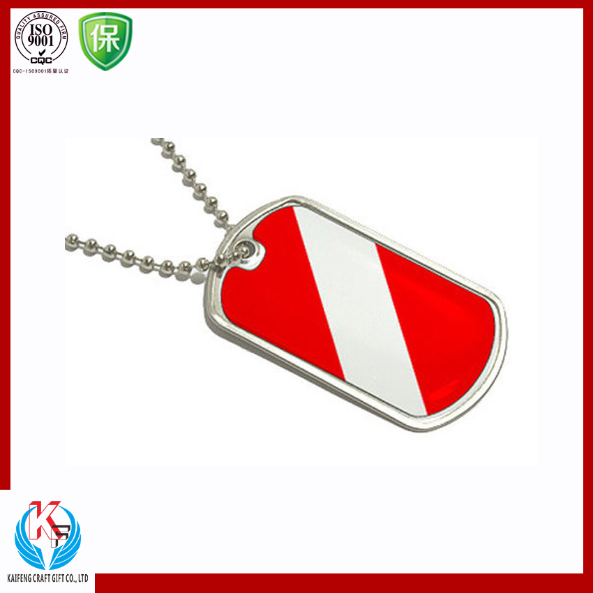 Reliable Reputation Zinc Alloy Round Dog Pet Id Tag Silencer