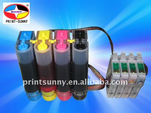 Refill ink for EPSON CISS ink ME30,T1091,1092,1093,1094