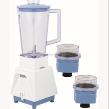 Multi function 1.2L unbroken jar blender mixer 2 in 1/3 in 1